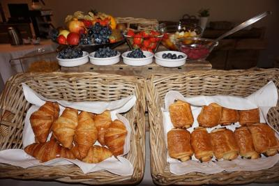 Buffet petit déj